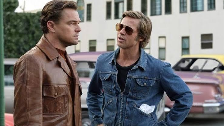 Leonardo DiCaprio dan Brad Pitt