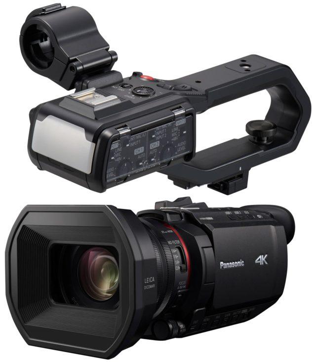 kamera AG-CX10
